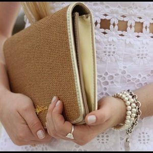 Lilly Pulitzer clutch